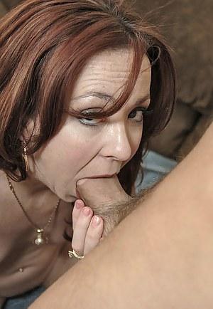 MILF Deepthroat Porn Pictures